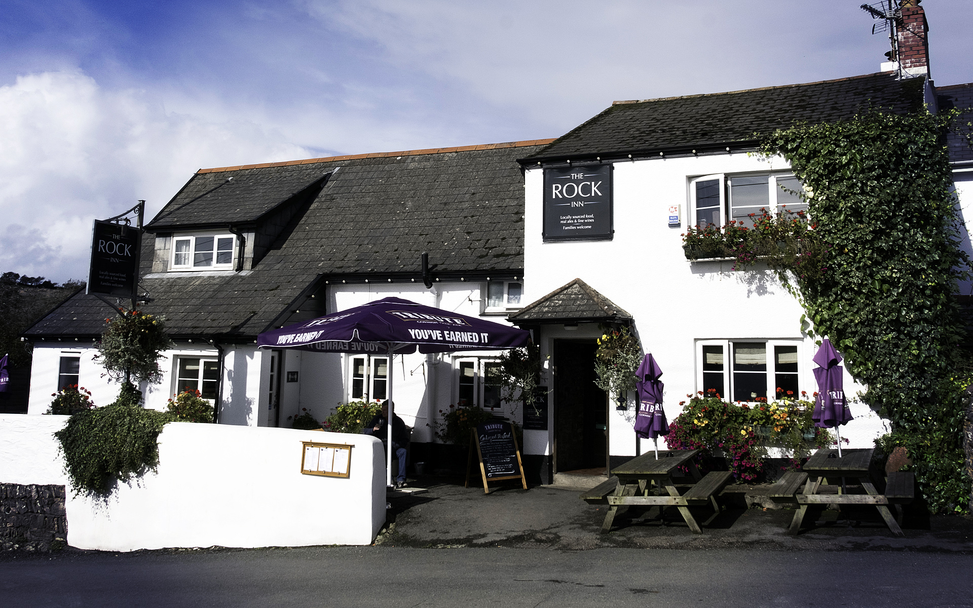 The Rock Inn Georgeham Devon
